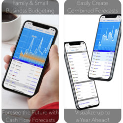 Cash Cast - Smart Budgeting via Cash Flow Forecast